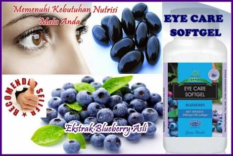 Suplemen Mata Ablasio Retina